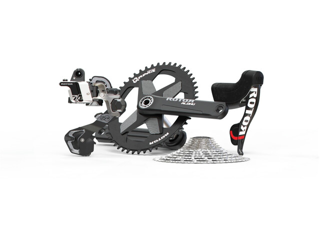 Rotor 1x12 Groupset with ALDHU 3D+ Crank